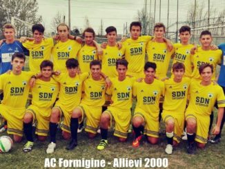 all_a03 Modenese-Formigine 0-7 Allievi 2000 AC FORMIGINE