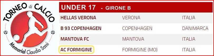 Girone U17