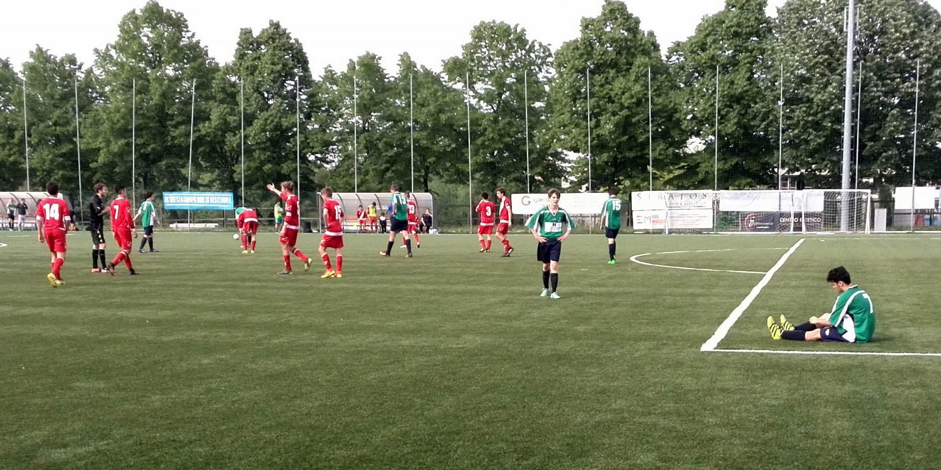 Sassi 27 - U15 Formigine-Mantova 0-0 f05
