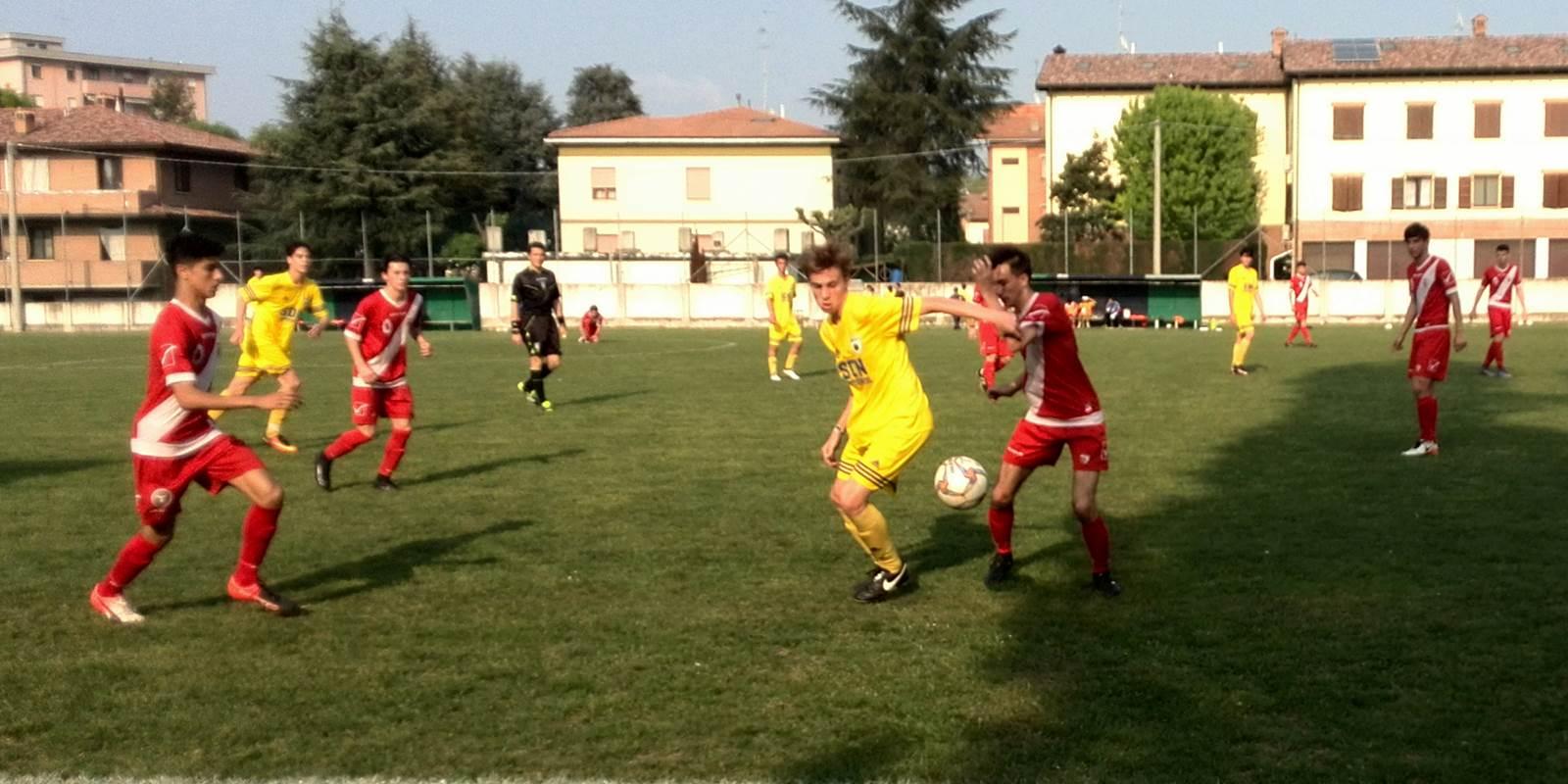 Sassi 27 - U17 Mantova-Formigine 1-0 f09