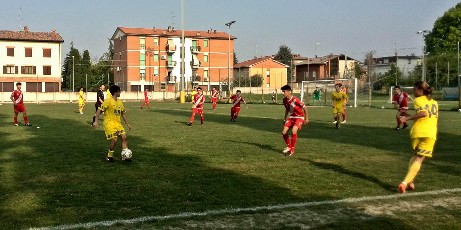 Sassi 27 - U17 Mantova-Formigine 1-0 f10