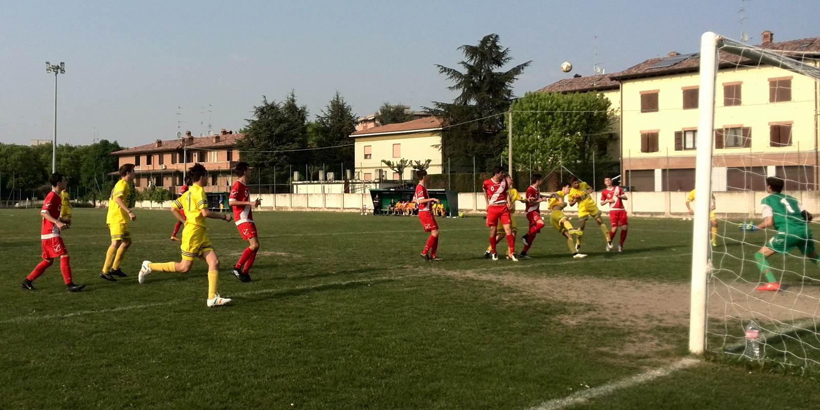 Sassi 27 - U17 Mantova-Formigine 1-0 f11