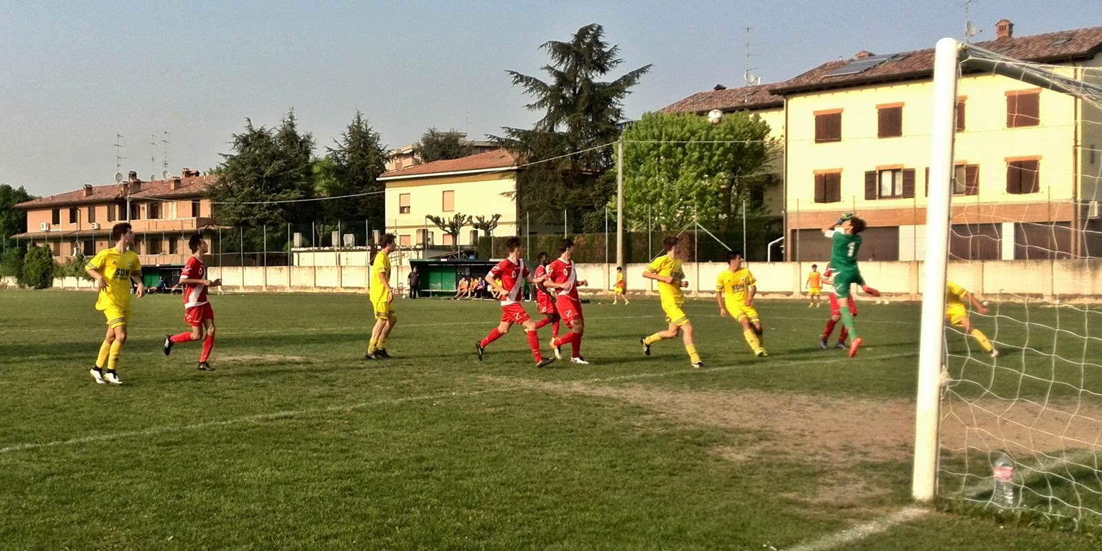 Sassi 27 - U17 Mantova-Formigine 1-0 f13