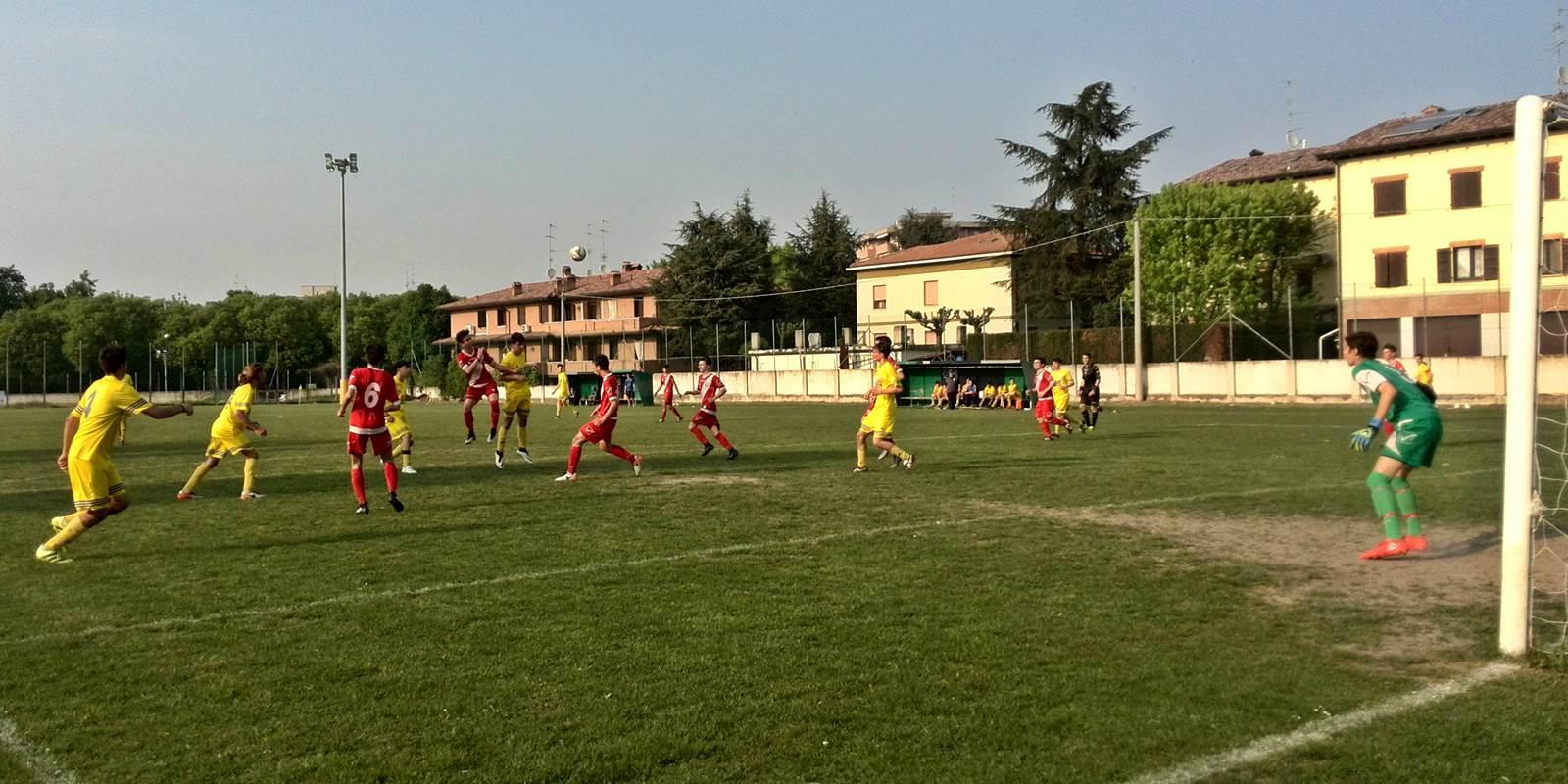 Sassi 27 - U17 Mantova-Formigine 1-0 f14