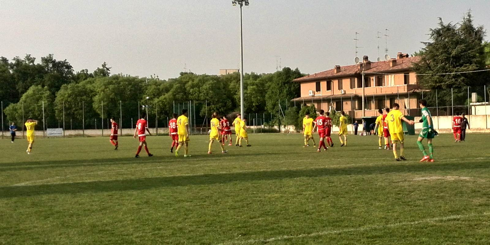 Sassi 27 - U17 Mantova-Formigine 1-0 f15