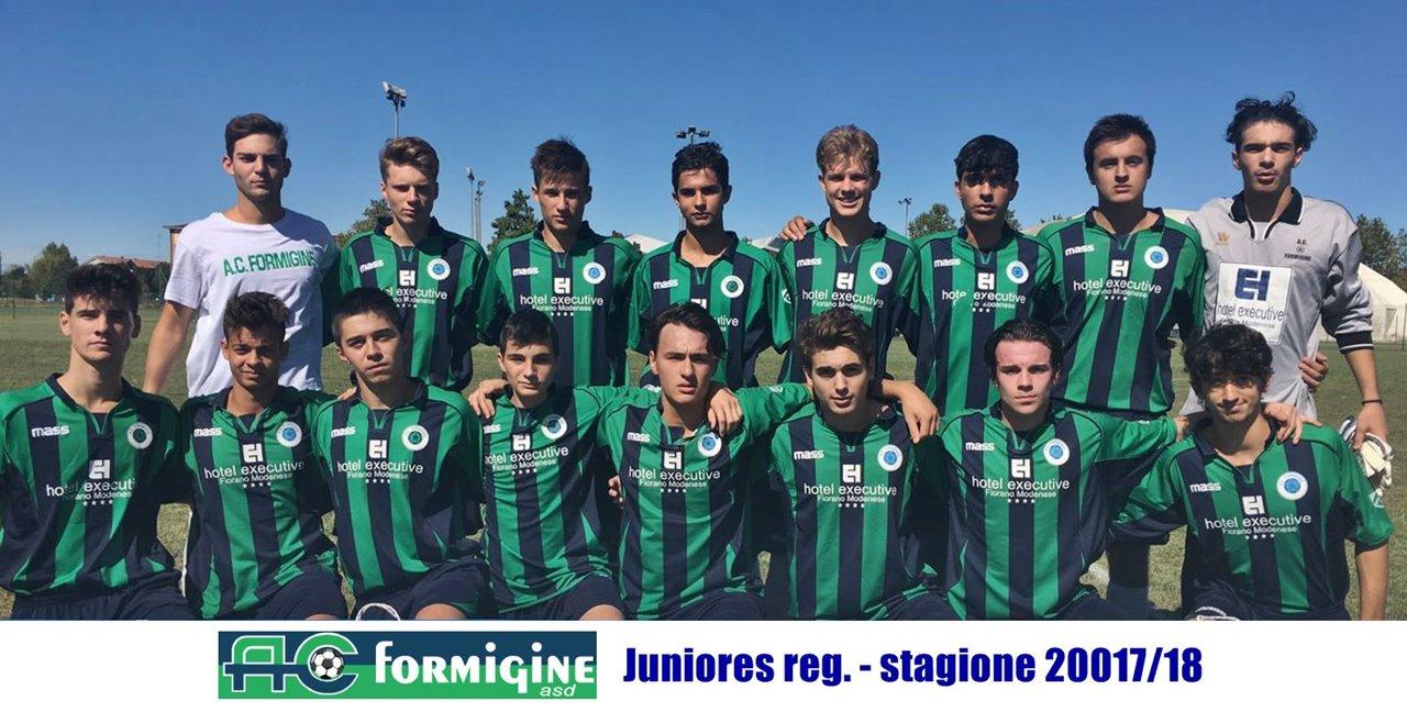 _juniores - stag. 2017_18