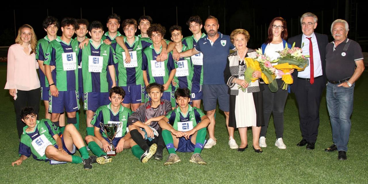 8° Memorial Camuncoli - FORMIGINE 2002 - 2° classificata