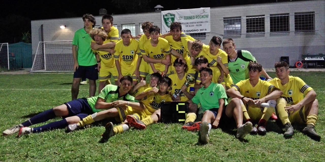 All.reg_finale 32° Rognoni - 18.06.2018 Formigine-Arcetana 6-0 f32