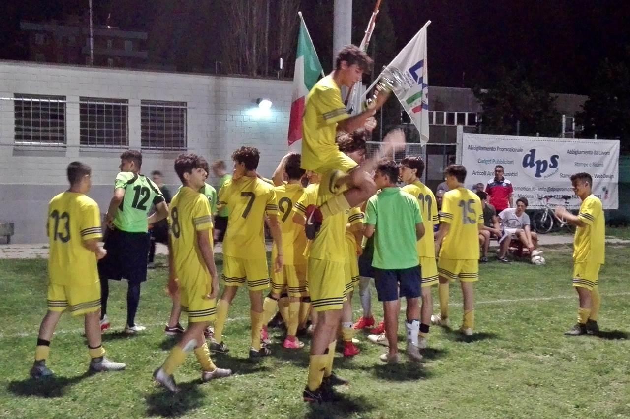 All.reg_finale 32° Rognoni - 18.06.2018 Formigine-Arcetana 6-0 f33