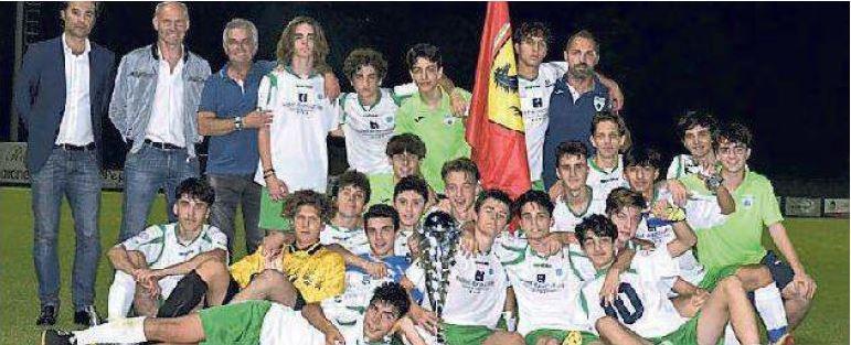 FORMIGINE 2002 - Squadra vincente Torneo dei Motori