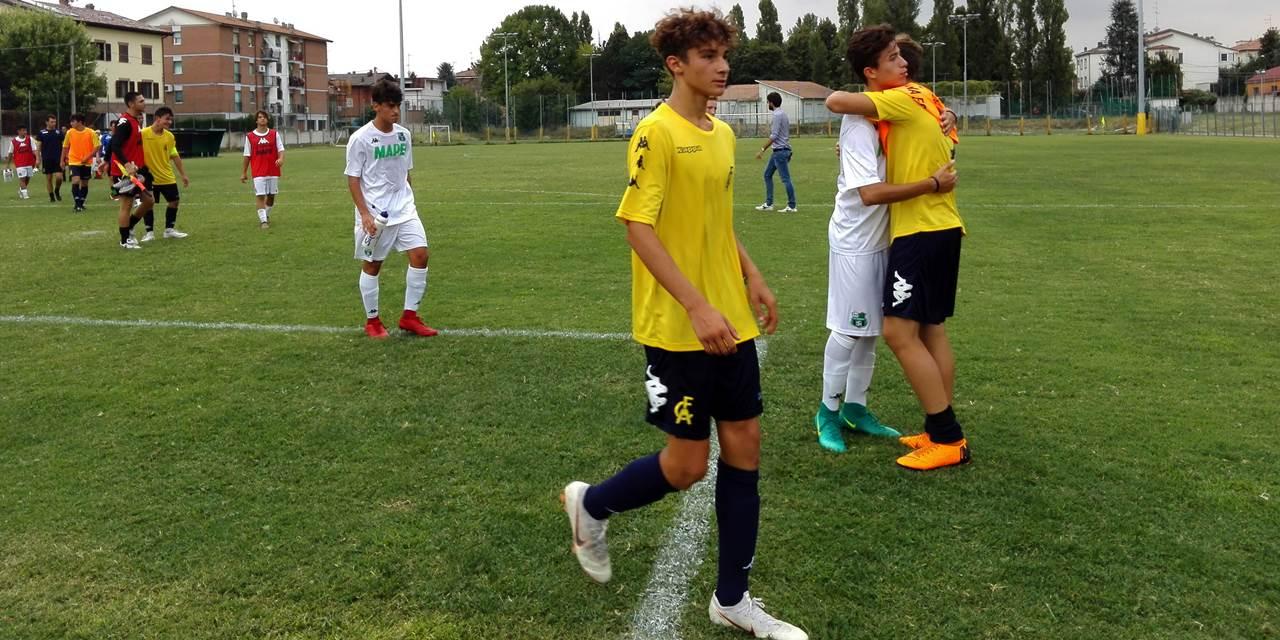 Fontana 29 1° turno Sassuolo-Modena 0-1 f07