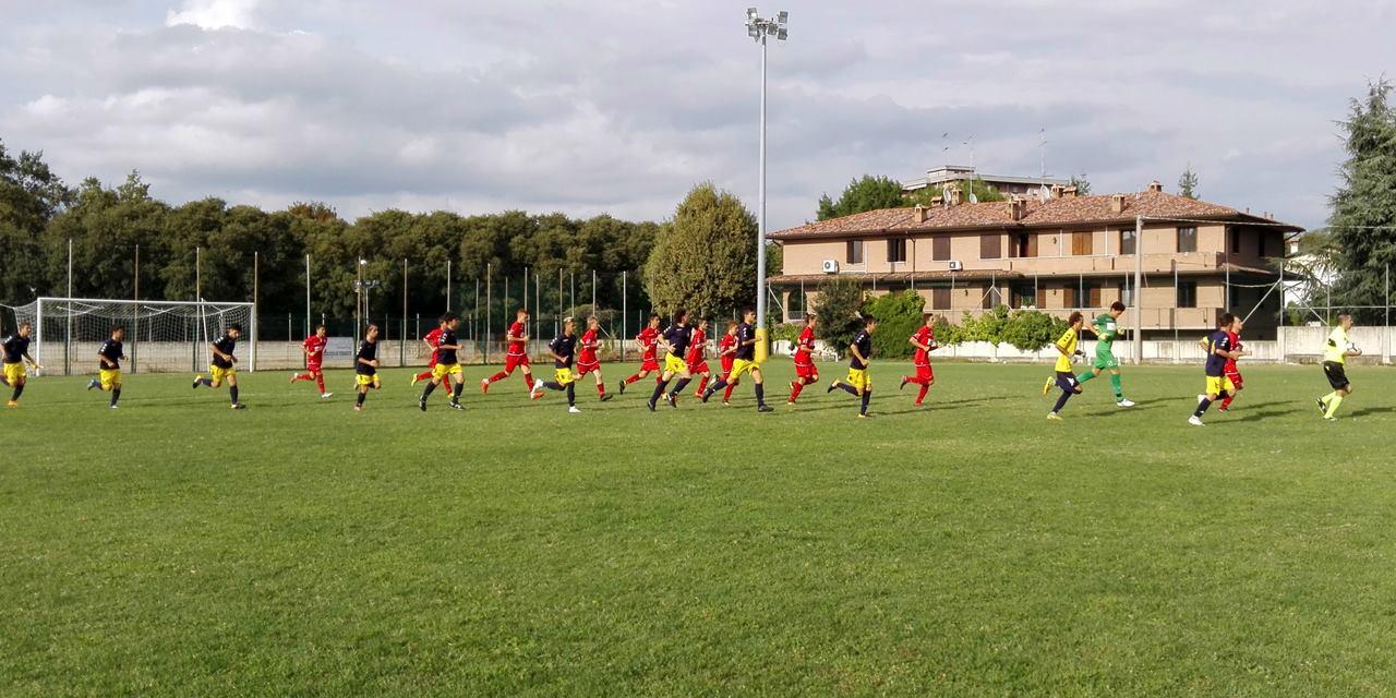 Fontana 29 1°-2° posto Modena-Carpi 0-1 f11