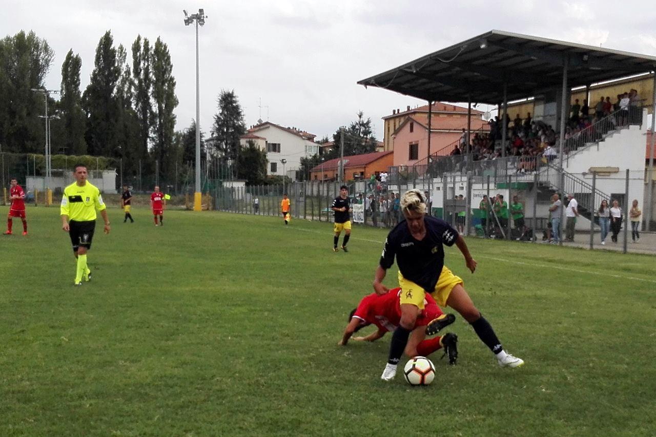 Fontana 29 1°-2° posto Modena-Carpi 0-1 f14