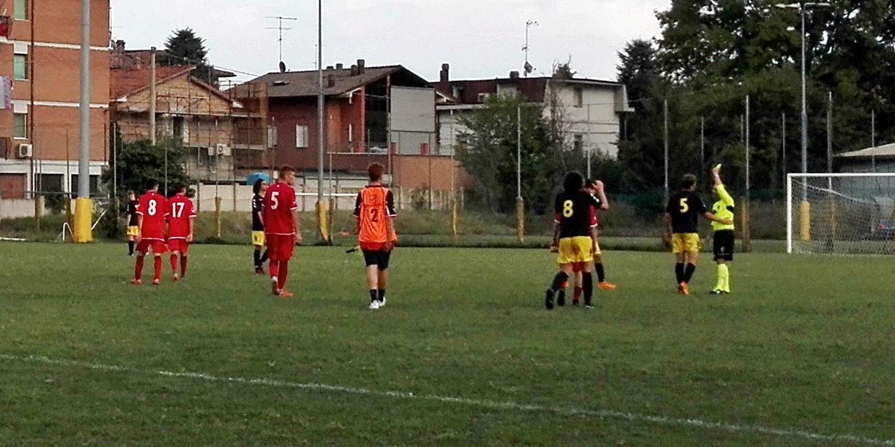 Fontana 29 1°-2° posto Modena-Carpi 0-1 f19