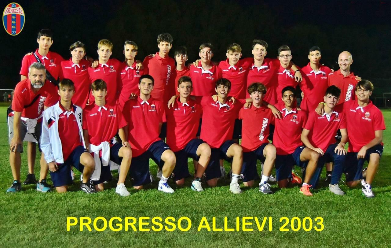 Progresso 2003