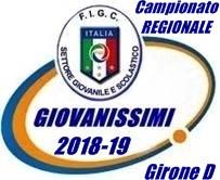 Giovanissimi REG. 2018_19