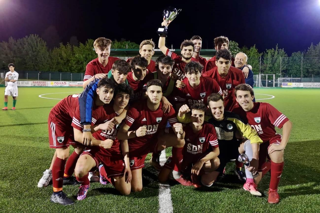 Torneo ValSecchia 2019 - 1° posto
