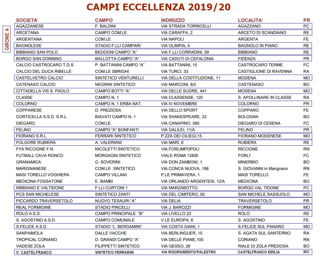 Calendario Modena Calcio.Ac Formigine