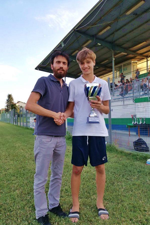30 Fontana premiazioni 4 classificato V. Castelfranco