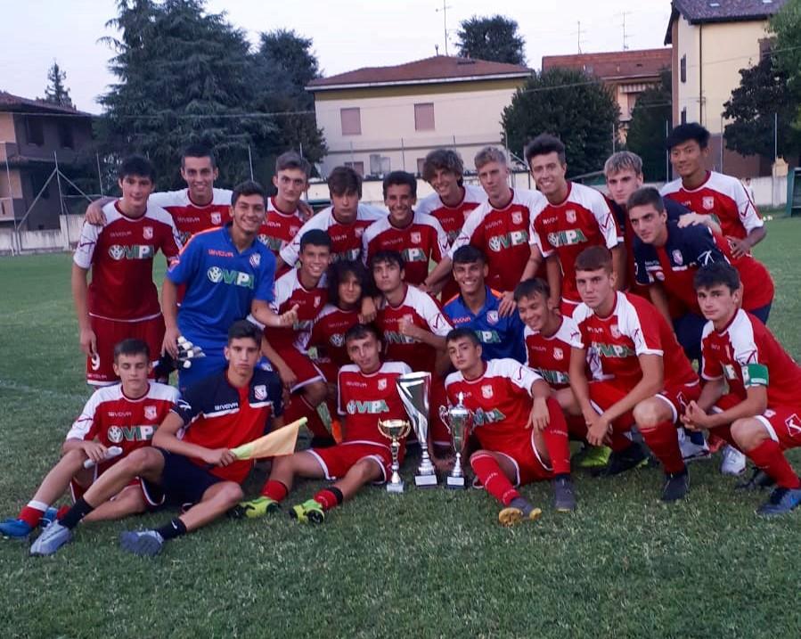 30 Fontana premiazioni 5 Carpi FC vincitore 30 Memoril Arnaldo Fontana