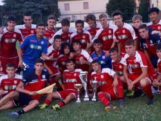 30 Fontana premiazioni 5a Carpi FC vincitore 30 Memoril Arnaldo Fontana
