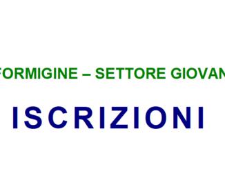 Iscrizioni SG 2020_21